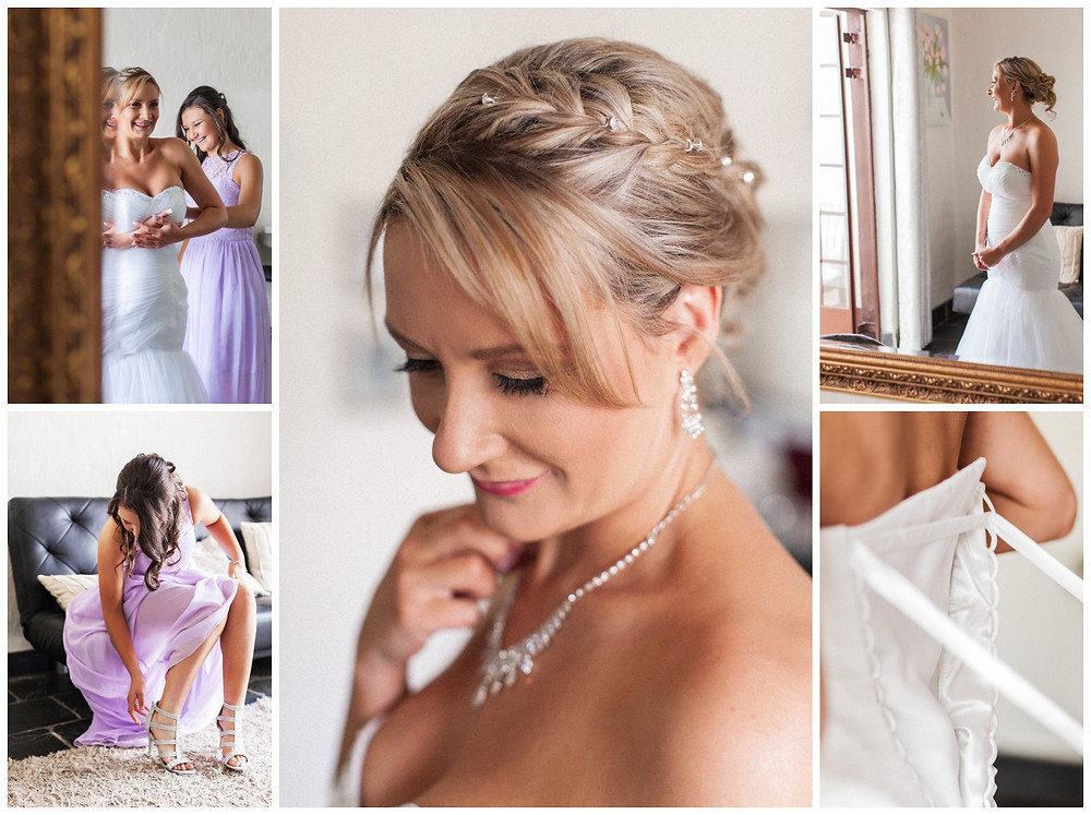 Jontal and Hyron | Wedding Details | Getting Ready
