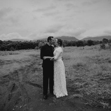Hartebeesport Weddings | The Barn at Redstone | Claudia & Matt