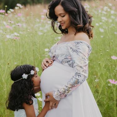 Delta Park | Maternity Shoot