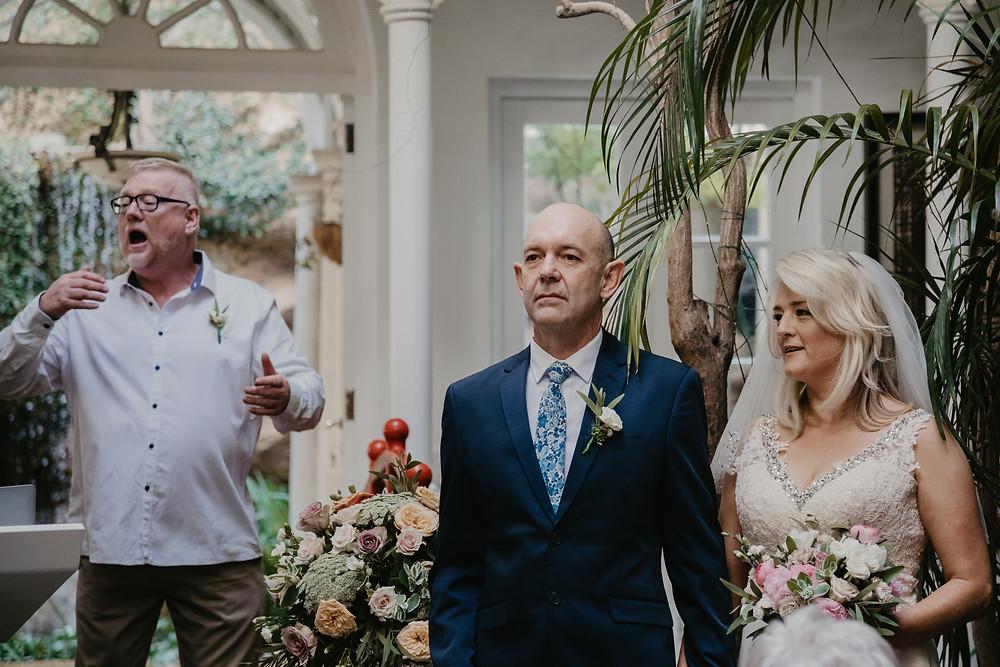 Nina & Leon | Wedding Ceremony | The Munro Boutique Hotel