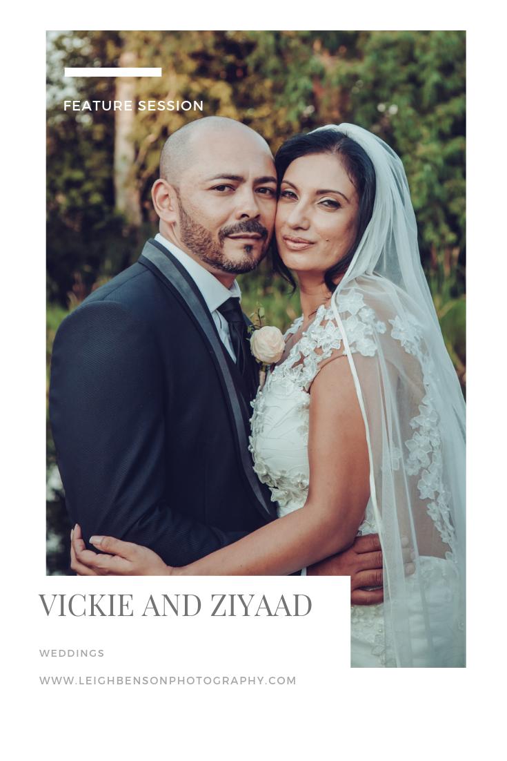 Vickie and Ziyaad | Toadbury Hall | Weddings | Johannesburg | Leigh Benson Photography