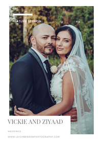 Vickie and Ziyaad | Toadbury Hall | Weddings | Johannesburg | Leigh Benson Photography