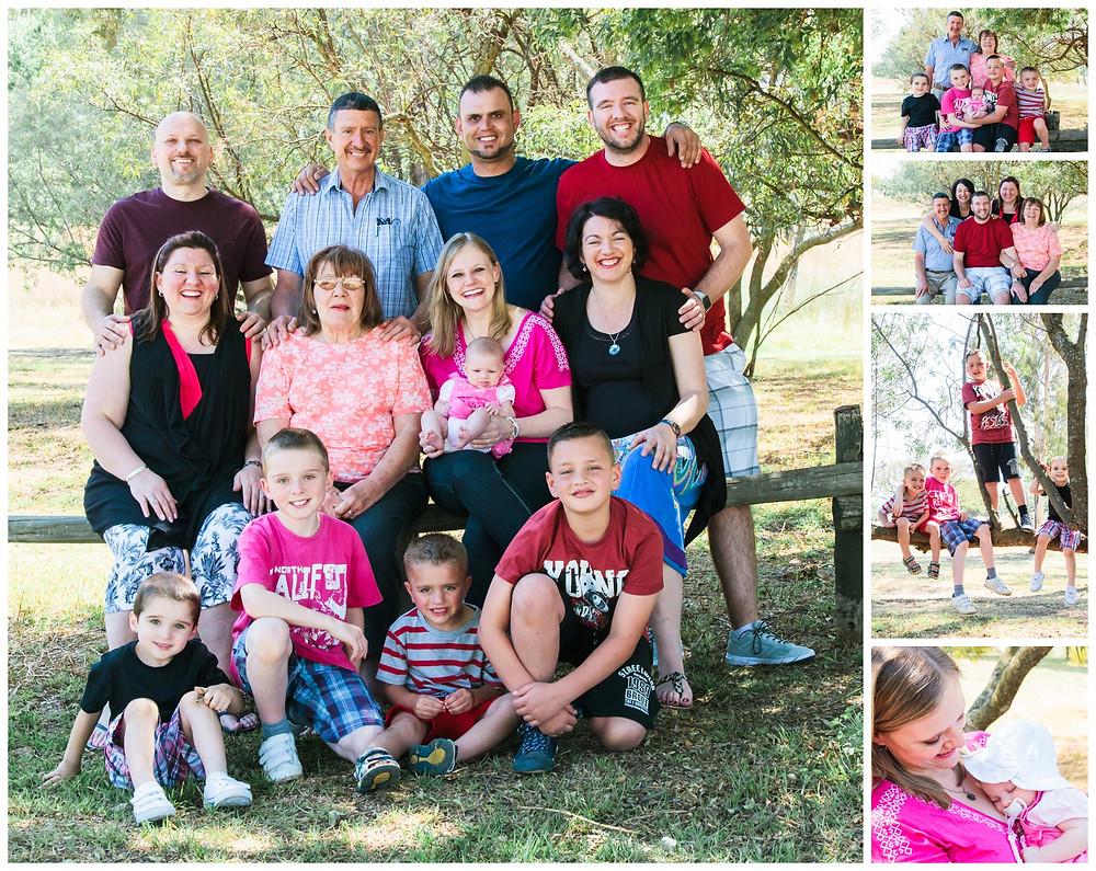 Bartolo Family Portrait Session