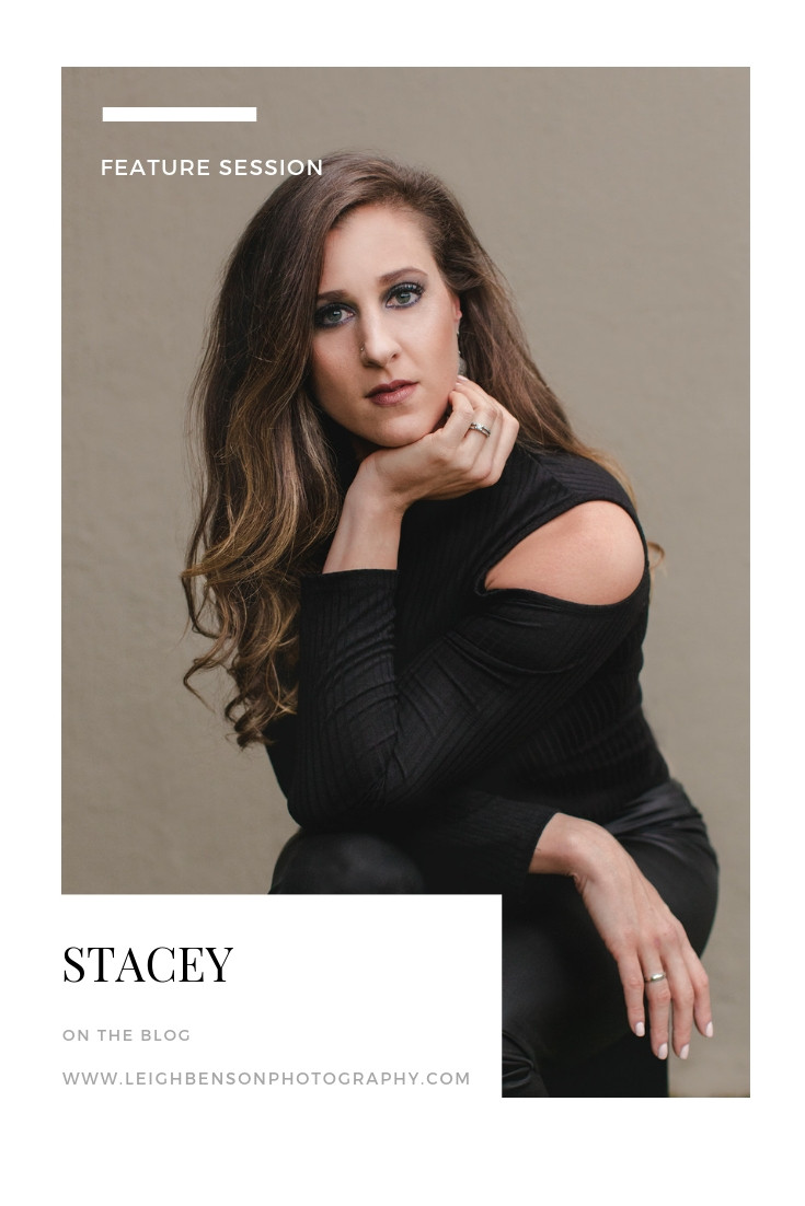 Stacey Smeyatsky Feature Session