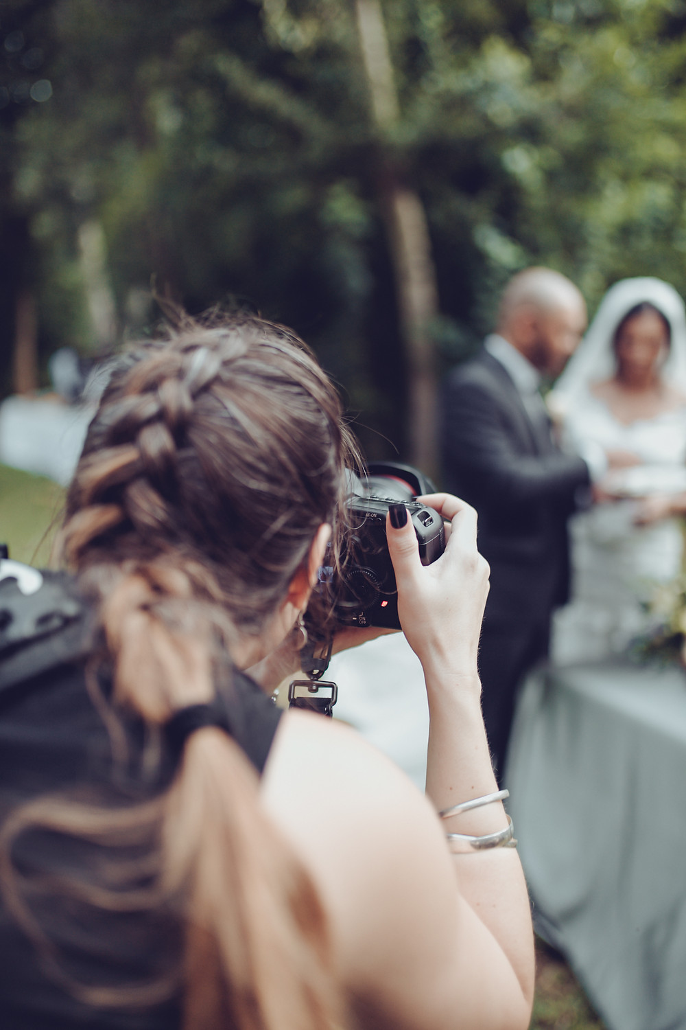 Behind the scenes - Photographing Vickie and Ziyaad's wedding, Muldersdrift 2019