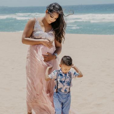 Umhlanga Maternity and Family Shoot