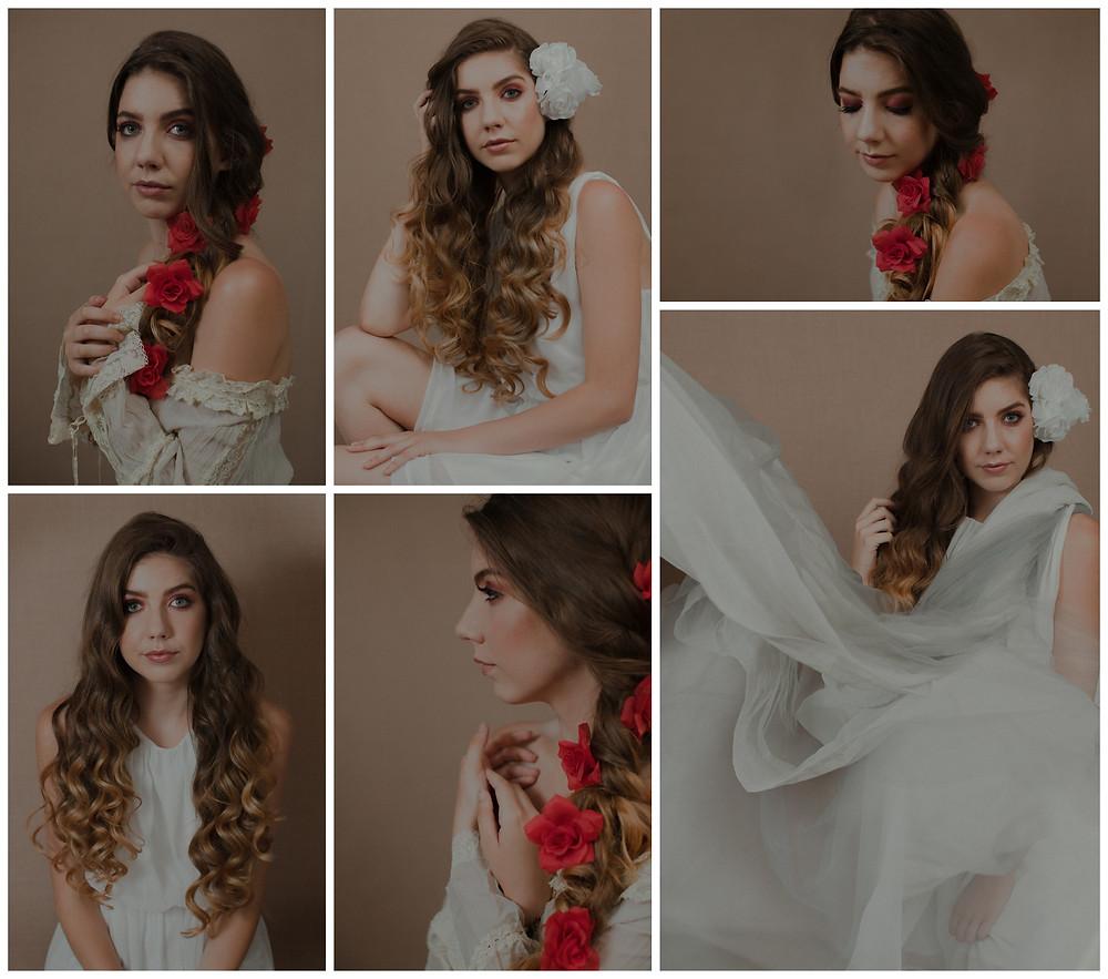 Morgan Contemporary Portrait Shoot