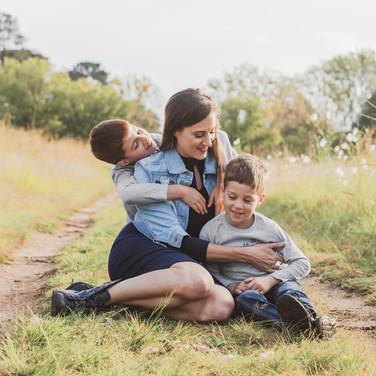 Delta Park Family Portrait Shoot - Stacey