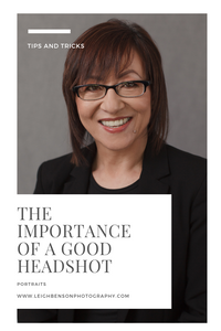 The Importance of a Good Headshot