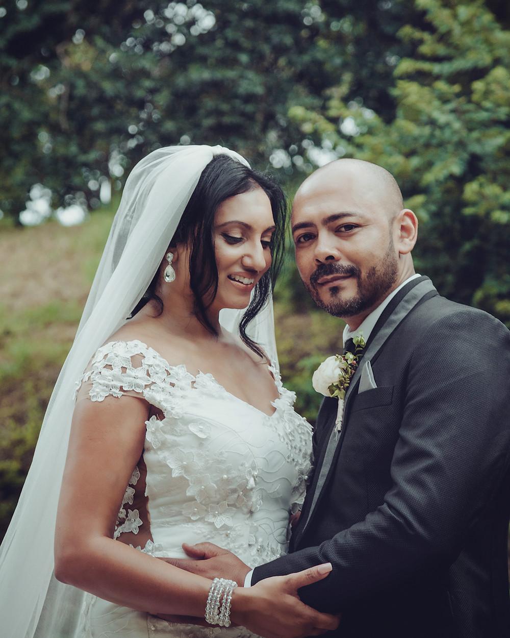 Vickie and Ziyaad, Toadbury Hall, 2019