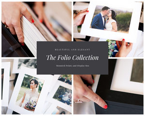 Leigh Benson Photography - Introducing the Folio Collection