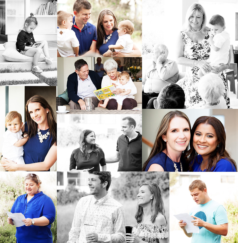 Family Collage 2