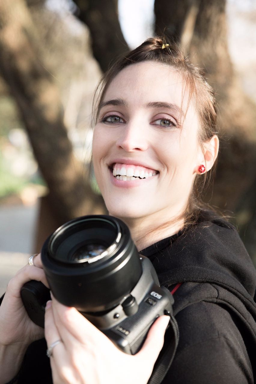 Leigh Benson Photography Headshot