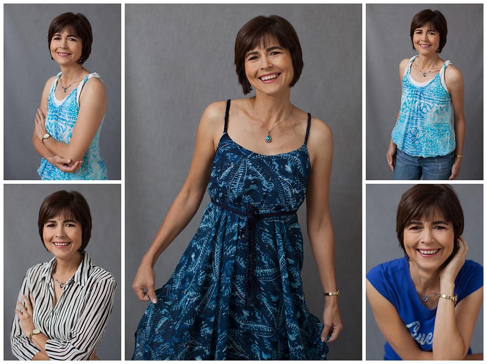 Lindi Contemporary Portrait Shoot