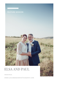 Wedding at Forum Homini - Elsa and Paul - Feature Session
