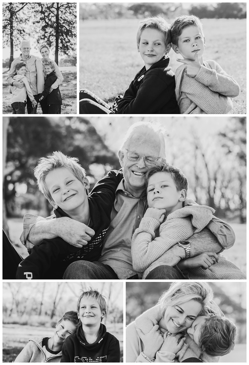 Delta Park family portrait shoot - Leigh 3 - black and white photography