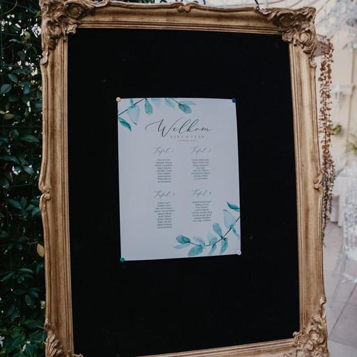 Nina & Leon   Wedding Decor