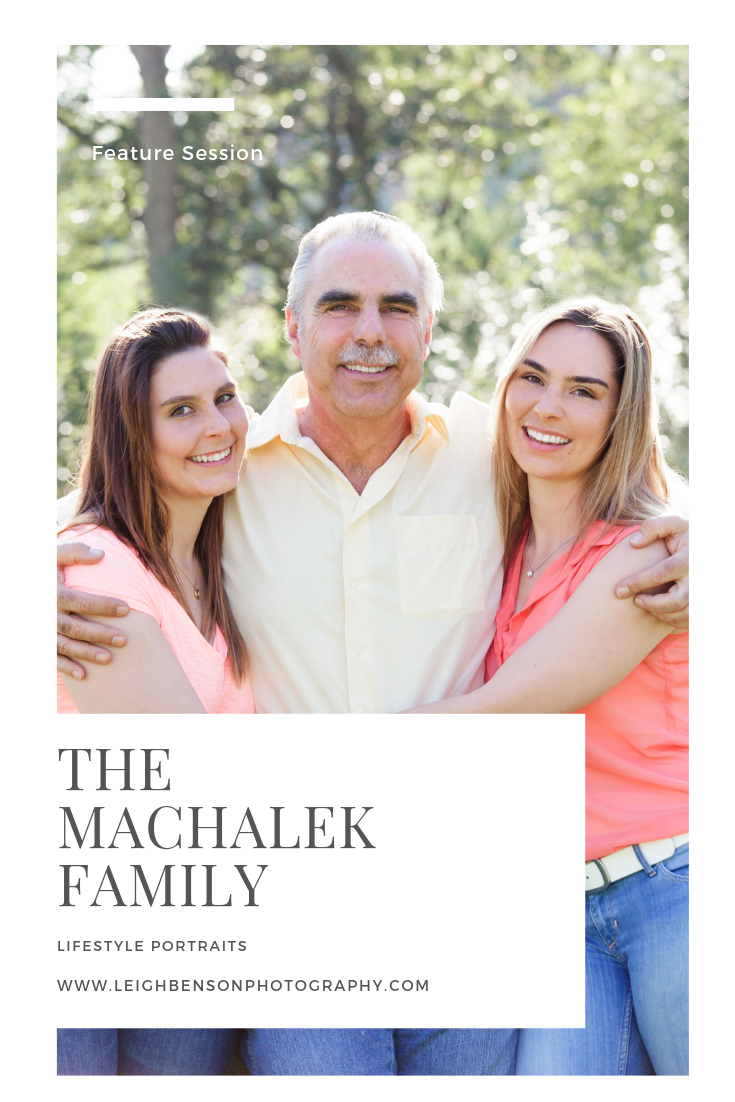 Feature Lifestyle Portrait Shoot - The Machalek Family - Sandton, Johannesburg
