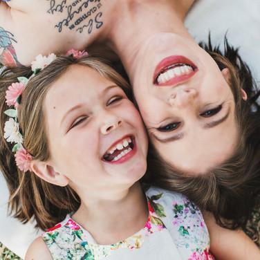 Bryanston Mom and Daughter Shoot