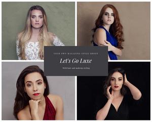 Luxe Studio Portrait Shoots