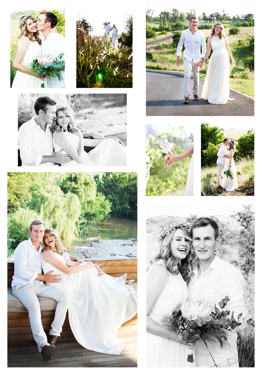 Kelly and Corne Couple's Portraits