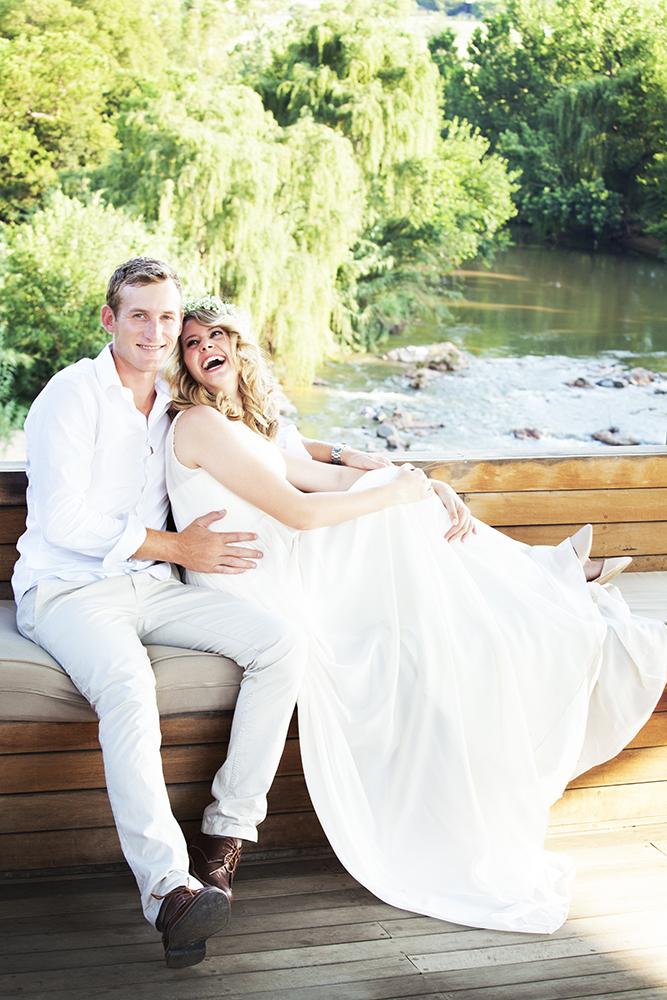 Kelly and Corne Wedding