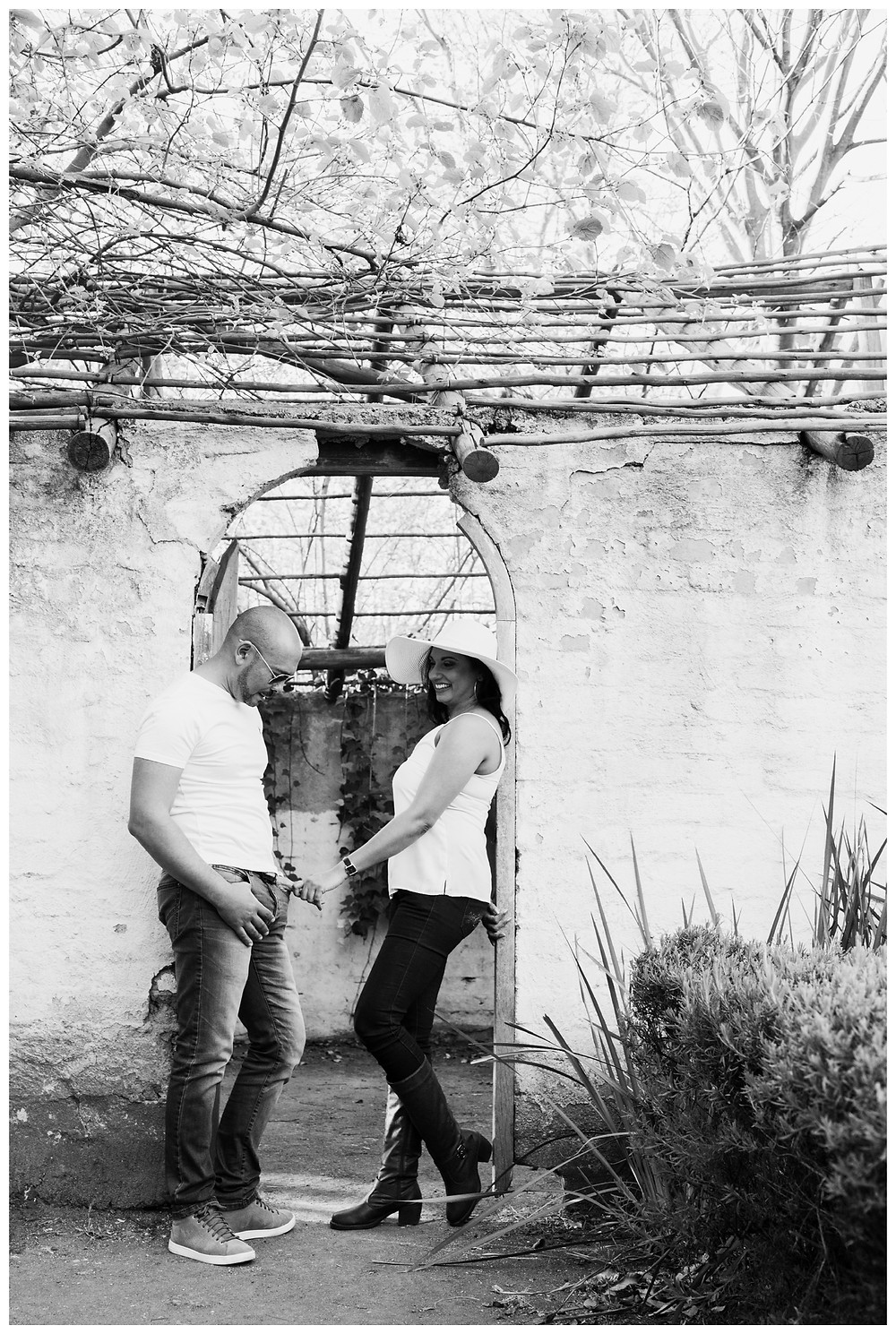 Vickie and Z - Feature Session - Engagement Shoot