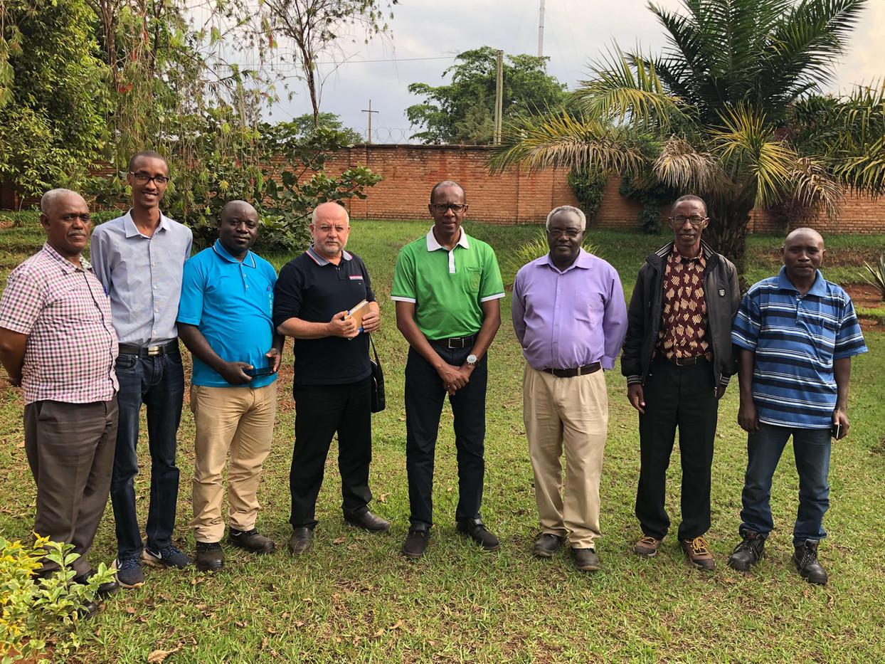 Elaga  Burundi, Pisciculture France Afri