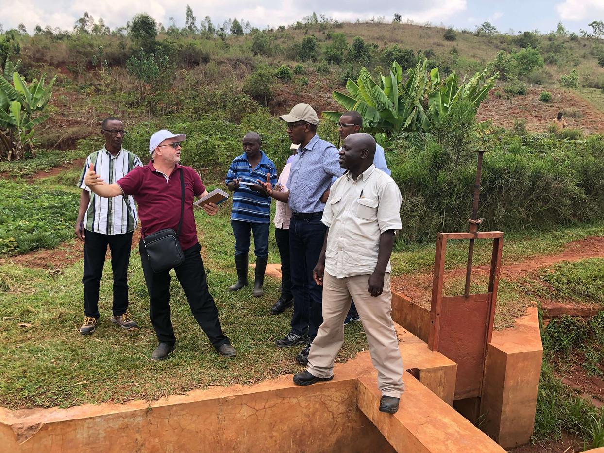 Elaga, Burundi Pisciculture France Afriq