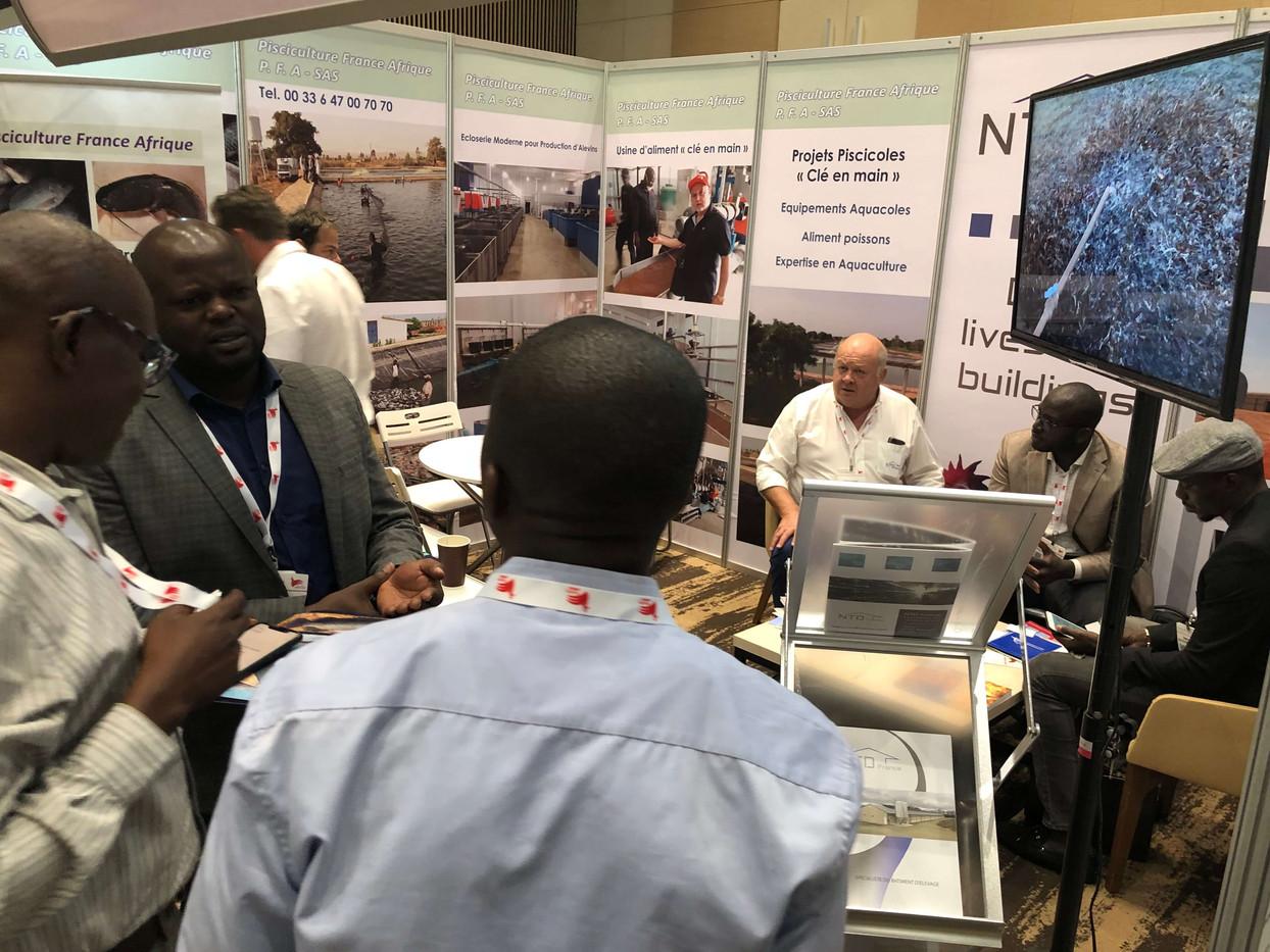 Poultry Africa, 2019 , Rwanda, Piscicult