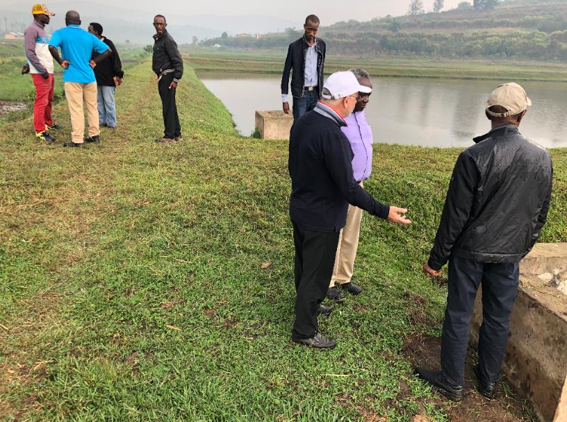 Elaga,2019 Burundi, Pisciculture France