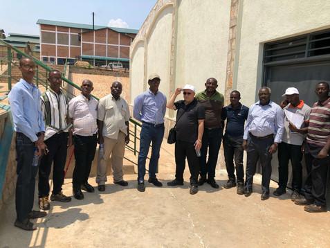 Elaga 2019 Burundi, Pisciculture France