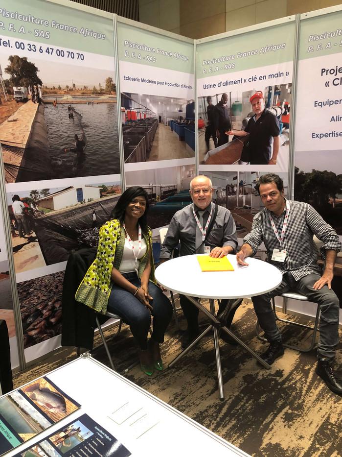 Poultry Africa 2019, Rwanda, Kigali,  Pi