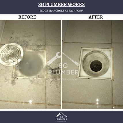 SG Plumber Works