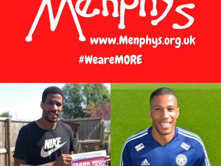 Reuben Joseph-Walker named Menphys Ambassador