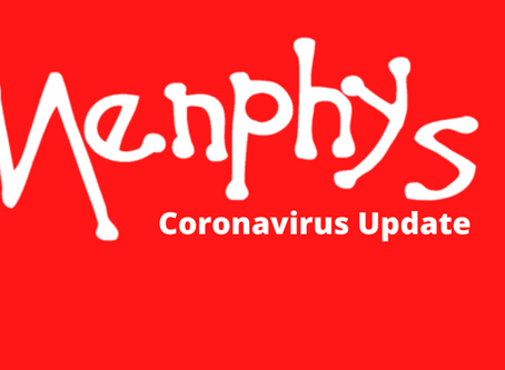 Menphys Services Postponed