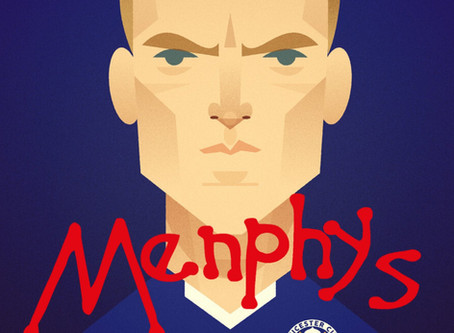 Leicester Legend prints for Menphys
