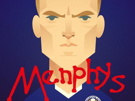 Leicester Legend prints for Menphys