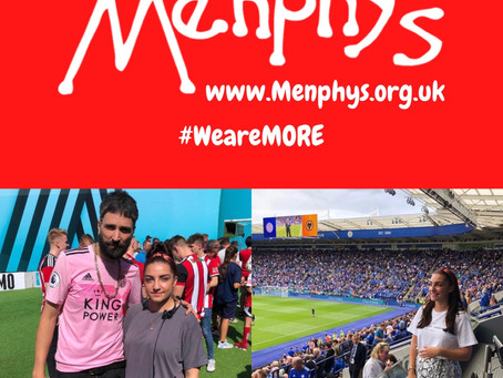 Mischa Rodgers named Menphys Ambassador
