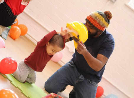 Service Update: Parent & Toddler Group