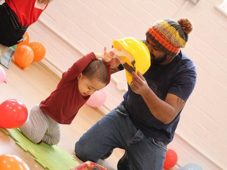 Service Update: Parent & Toddler Group