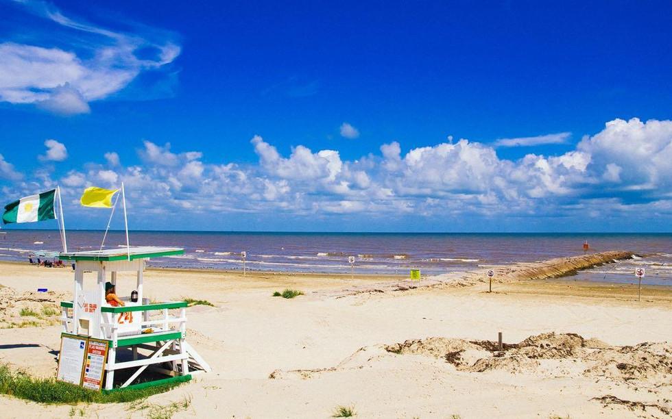 Beach WOD Galveston
