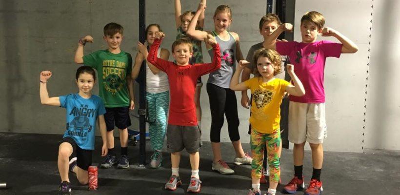 CrossFit Kids Open Enrollment Dec 15th - Jan 30th