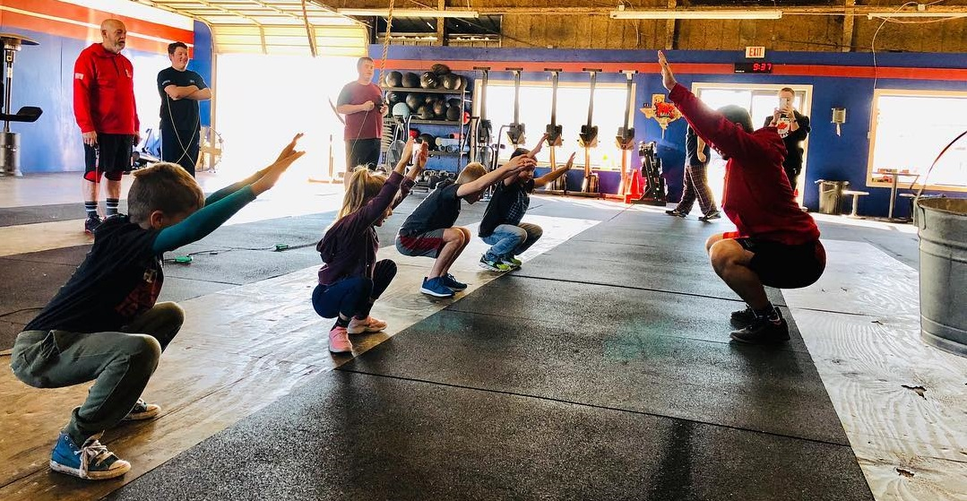 Kids CrossFit Ante Up