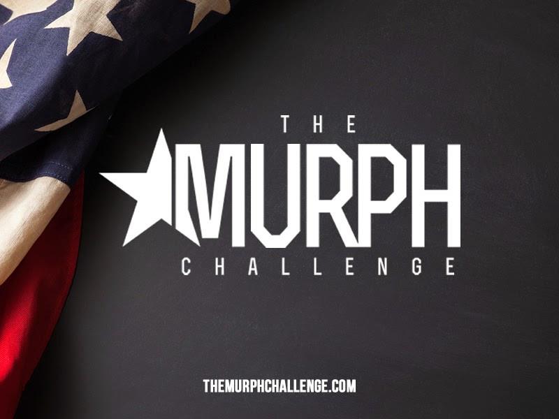 """Memorial Day """"Murph"""""""