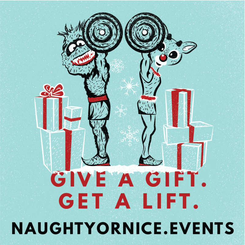 Naughty or Nice WOD 12/15/18