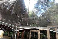 Tenda Lona Cristal