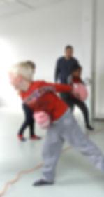 weerbaarheidstraining kind sport