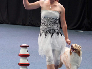Budapest Grand Prix Dog Dancing