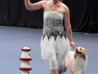 Budapest Grand Prix Dog Dancing